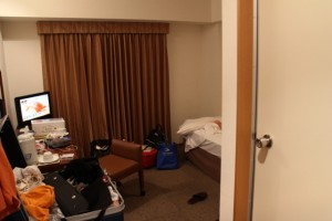 ホテルサザンコースト宮古島のセミダブルのお部屋