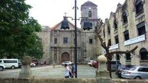 サンアグスティン教会