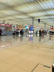 香港国際空港第二ターミナル
