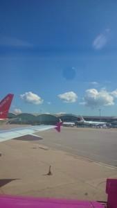 香港到着!!