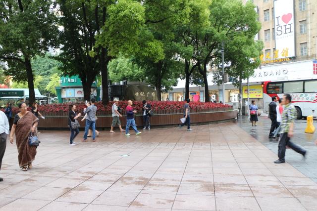 南京歩行街