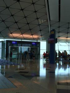 香港Express搭乗口